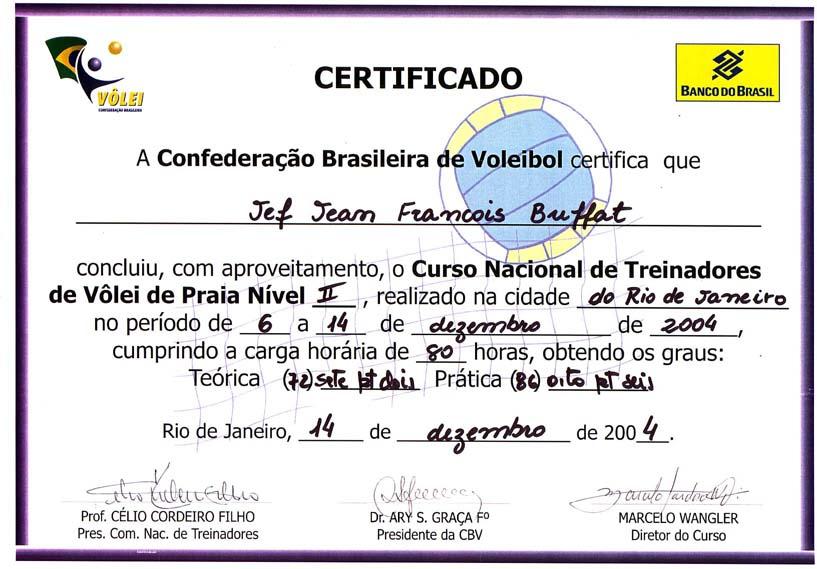 BeachVolleyCenter Camp Brasilien
